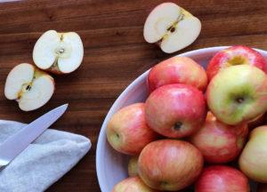 Вкусовые качества яблок сорта Легенда