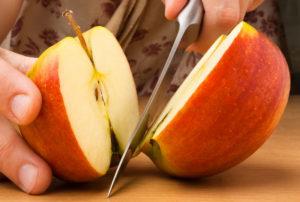 Яблоки Соколовские на вкус